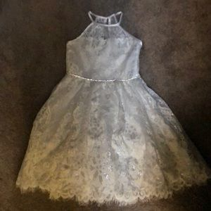 3 girls special occasion dress-size 10
